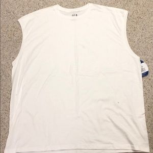 Fruit Of The Loom White Cut Off